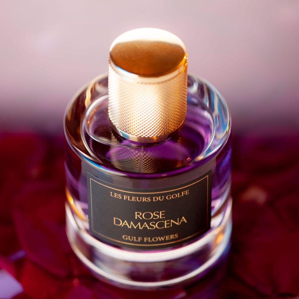 Rose Damascena, un des parfums à la rose oriental-floral qui exprime la sensualité de la rose.