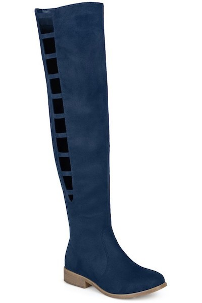 Journee Collection Pitch Wide Calf Boots