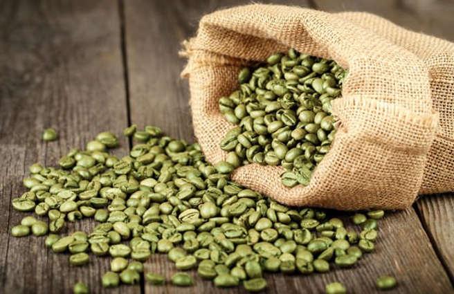 Cà phê xanh giảm cân thiên nhiên việt giúp thanh lọc cơ thể và đào thải độc tố ra ngoài