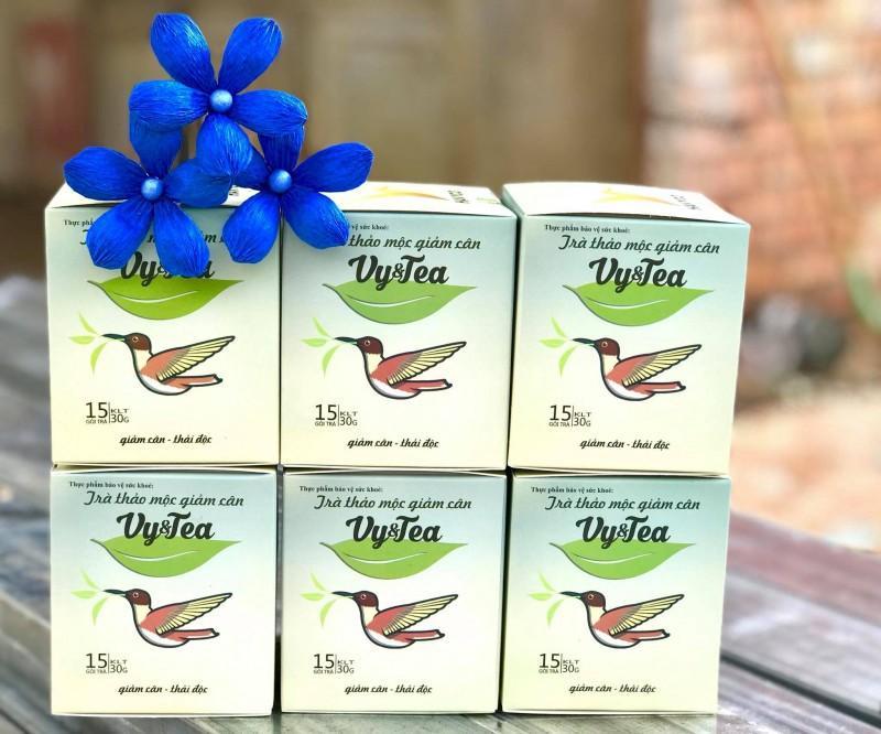 Trà thảo mộc vy&tea HAVYCO uy tín chất lượng nhất trên thị trường