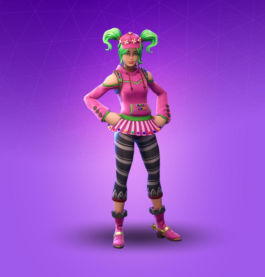 Zoey skin