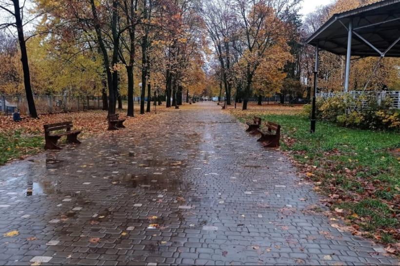 парк у Шостці