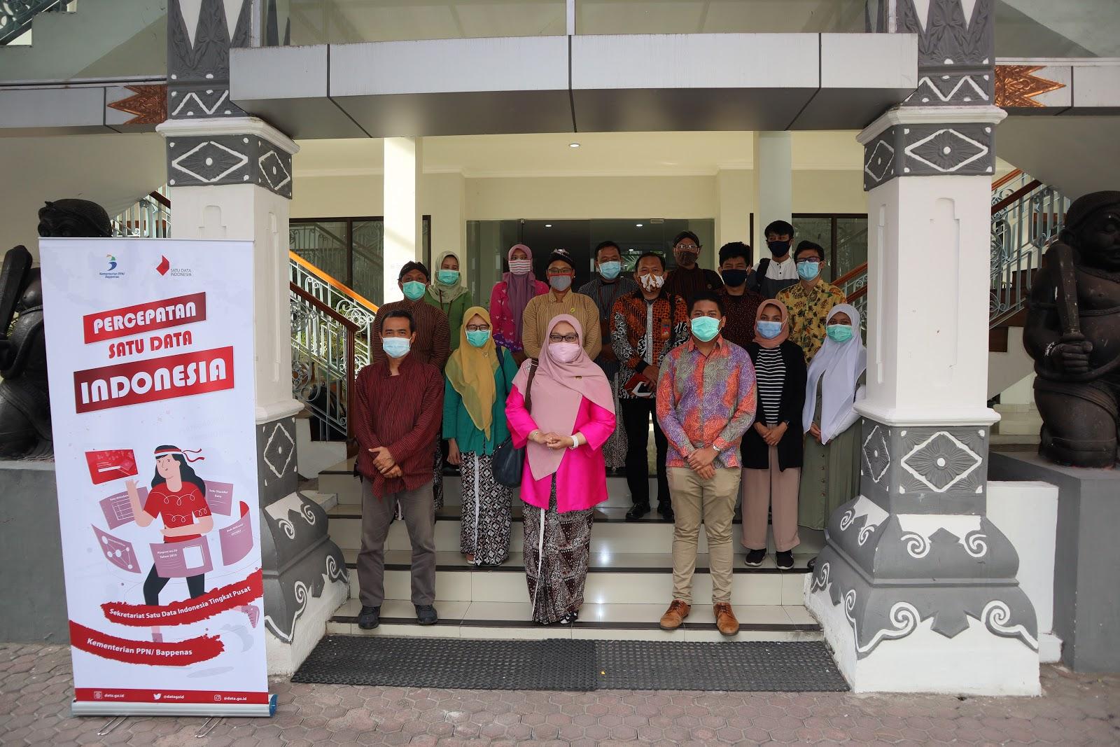 Implementasi Satu Data Indonesia Dorong Efisiensi Bantuan Sosial di Provinsi DIY