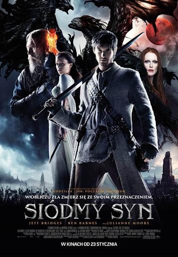 Polski plakat filmu 'Siódmy Syn'