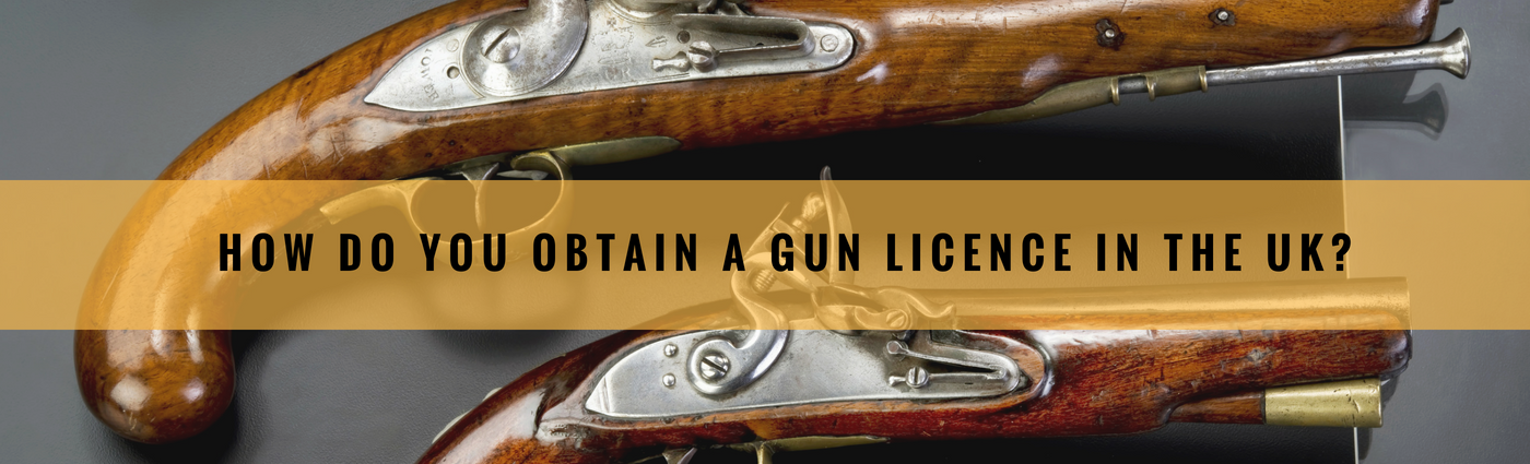 how to obtain a gun licence banner