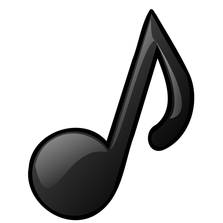 Music Note, Quaver, Png, ...