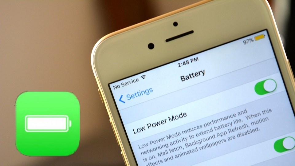 Phương pháp tiết kiệm pin iPhone hiệu quả nhất