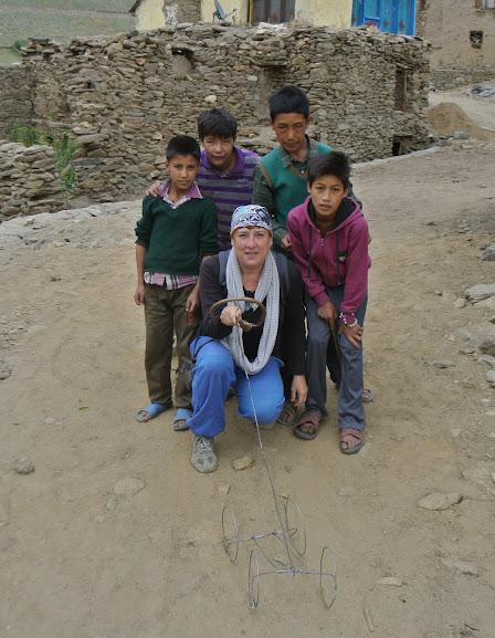 Cristina pidió una excedencia laboral voluntaria para viajar sin billete de regreso