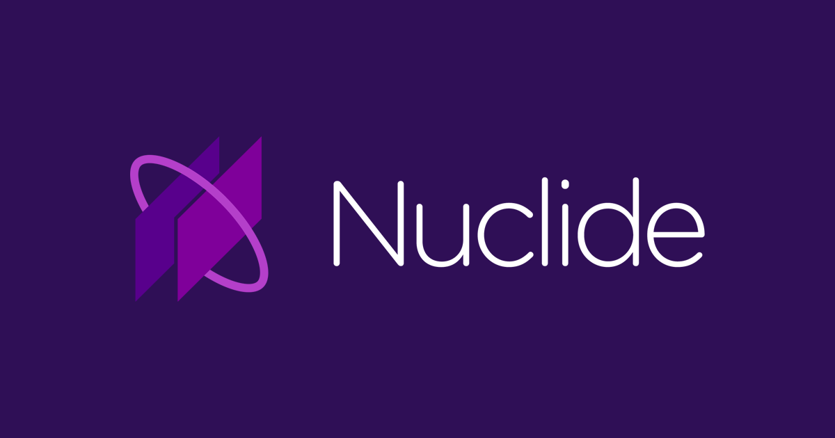 Image result for nuclide editor