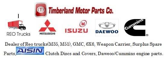 car parts and accessories motor parts trucks isuzu mitsubishi daewoo heavy duty reo trucks carriers surplus engine