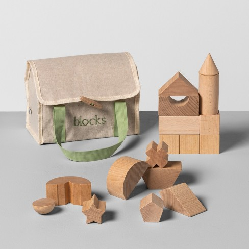 The cutest wood blocks ever!