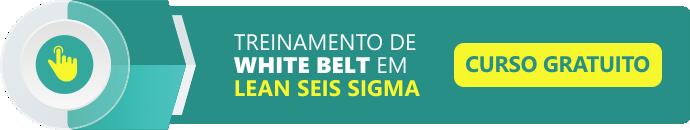 curso de treinamento de white belt em lean seis sigma