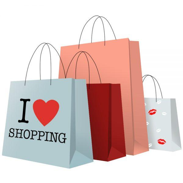 Shopping Bags | Richardson's Holiday Parks