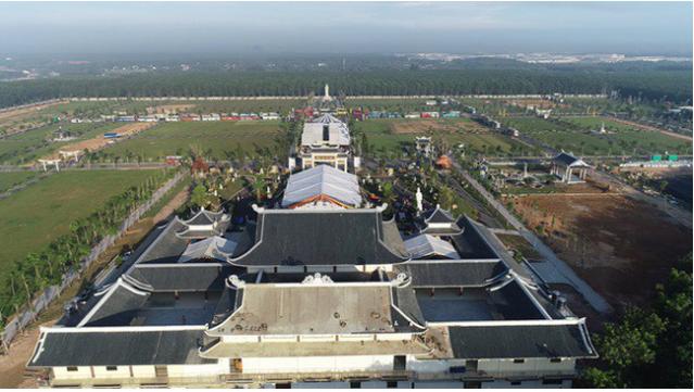 Nghĩa trang vĩnh hằng Long Thành là nơi đất thánh an nghỉ cho những người đã khuất