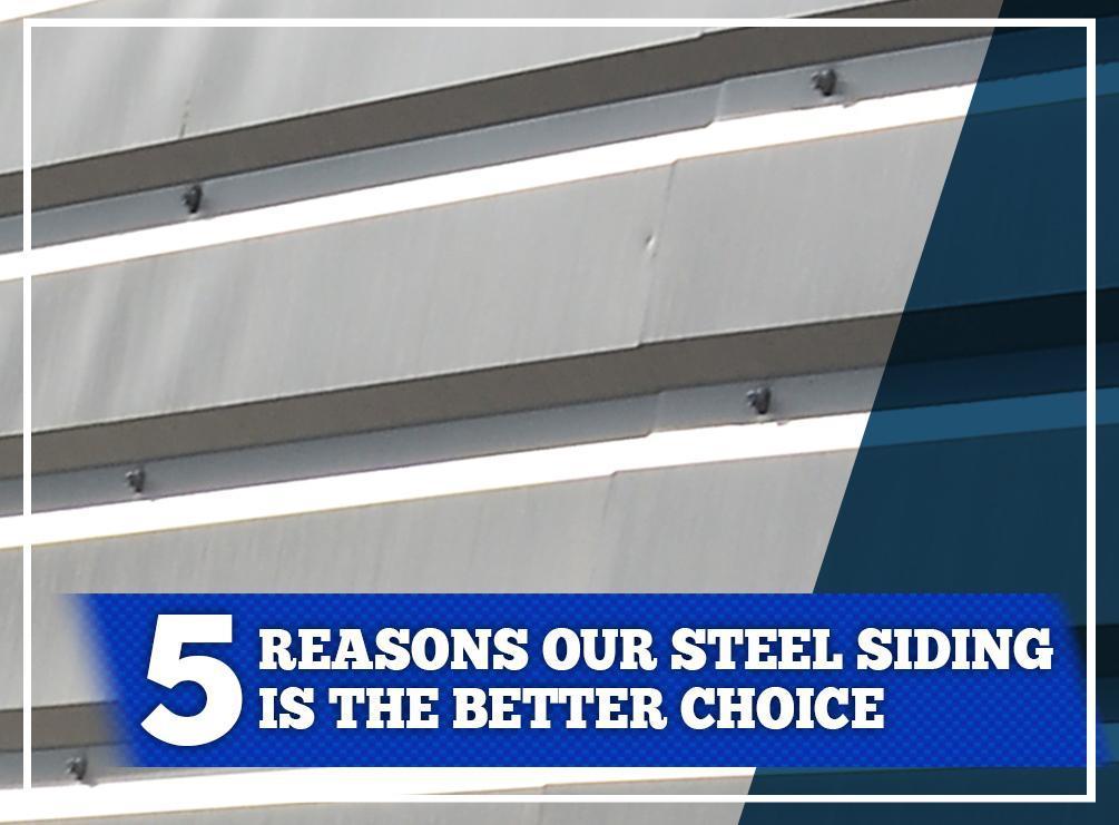 Steel Siding