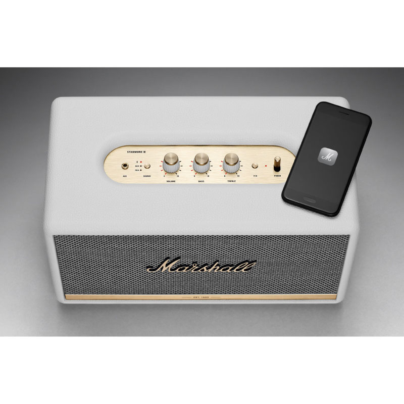 Marshall Stanmore II Bluetooth Speaker ครบเครื่องคุ้มราคา