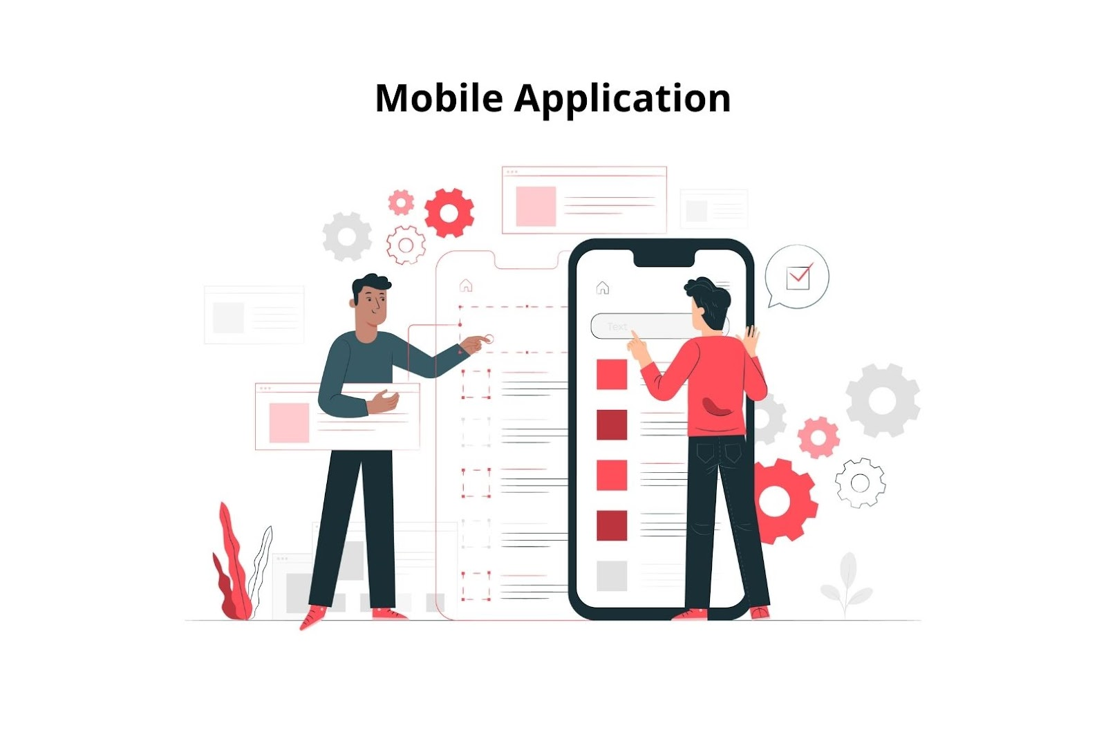 Advantages of Mobile applications