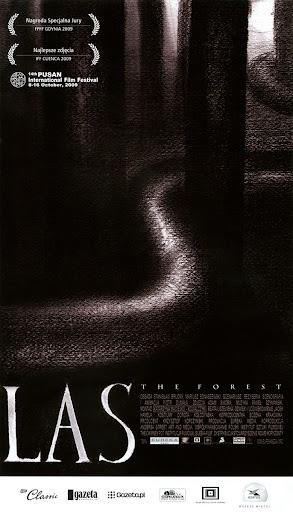 Przód ulotki filmu 'Las'