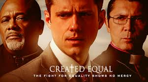 "Legal Thriller ""Created Equal"" Stars Aaron Tveit, Edy Ganem, and ..."