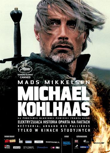 Przód ulotki filmu 'Michael Kohlhaas'