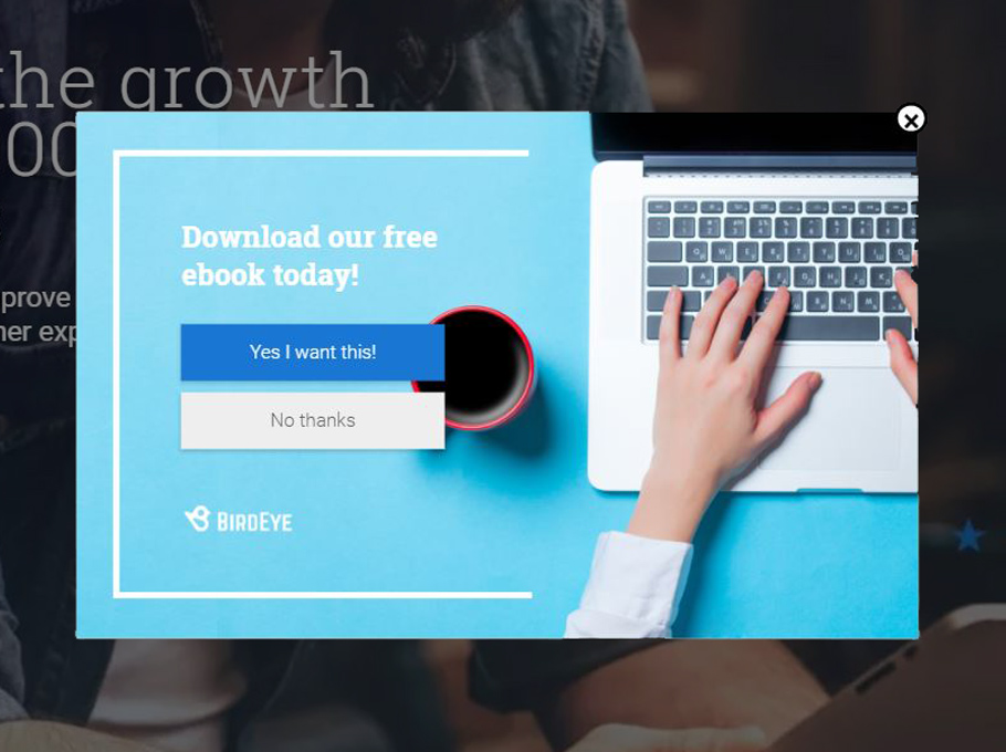 """download our free ebook today"" lead generation ideas"