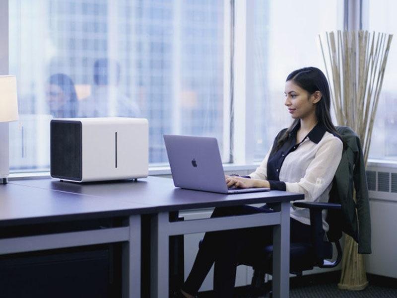 Dùng trong môi trường nhiệt độ thấp giúp máy tính không bị nóng