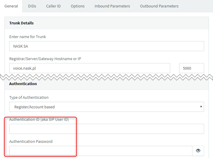 Polish SIP Trunk Provider, NASK SA is now available in 3CX V15 5