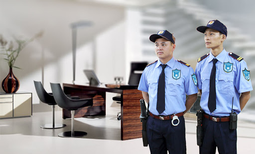 Dịch vụ bảo vệ giữ xe đang ngày càng phổ biến
