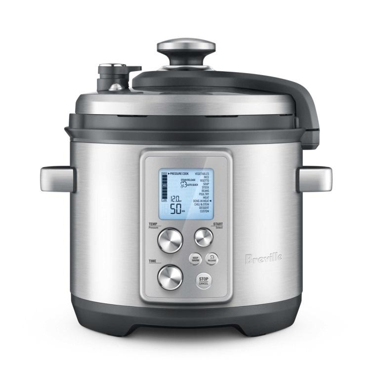 BREVILLE FAST SLOW PRO MULTIFUNCTION COOKER