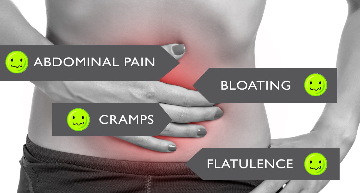 symptoms of IBS
