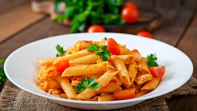 Pasta là món ăn châu Âu nhưng dần trở nên quen thuộc trong ẩm thực Việt