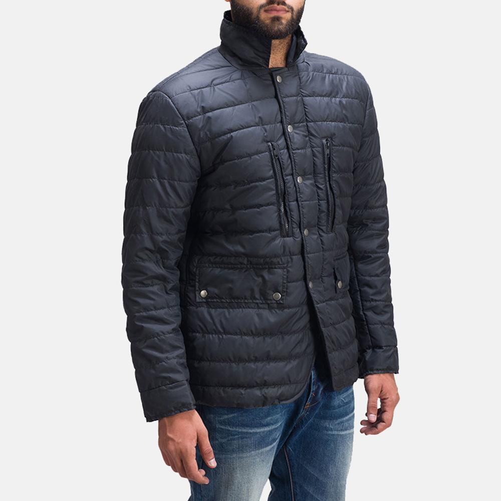 Bo Quilt Windbreaker Jacket