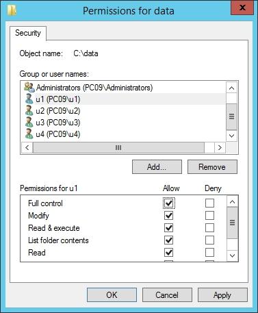 NTFS Permission 52