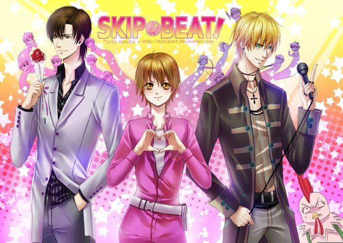 Bộ truyện Skip Beat