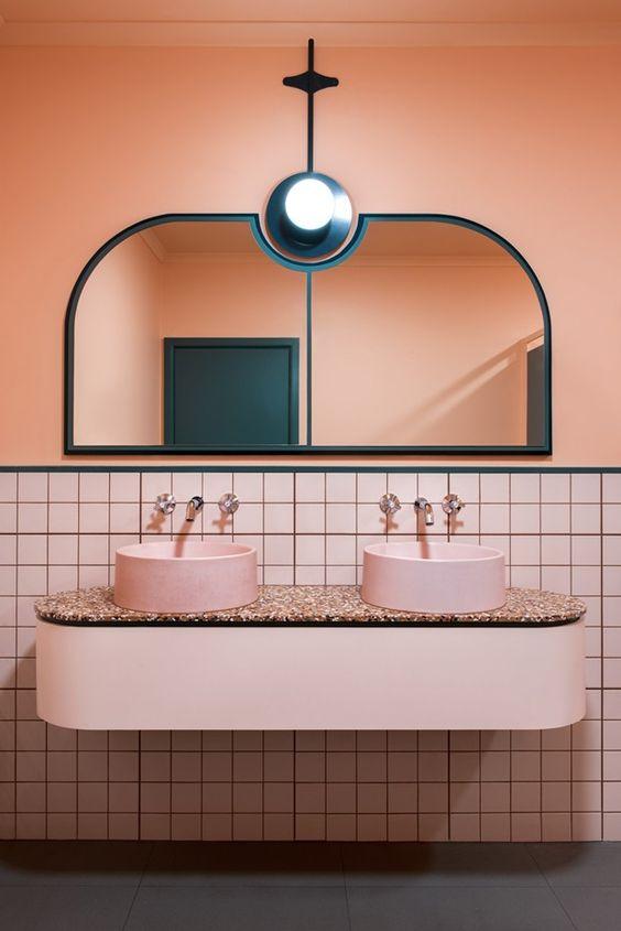 διακόμηση μπάνιου