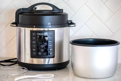 Multipurpose pressure cookers have multiple pressure settings which allow you to cook different types of food. Source: Pressure Cooking Today