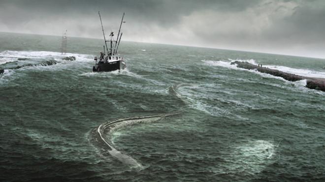 Rắn biển khồng lồ được cho là đã xuất hiện ở Vịnh Hạ Long và các vùng biển trên thế giới từ nhiều thế kỷ nay /// Devian-Art