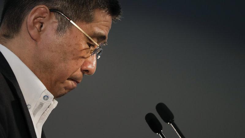 Jefe de la Junta Directiva de Nissan Renuncia por cargos de financiamiento irregular