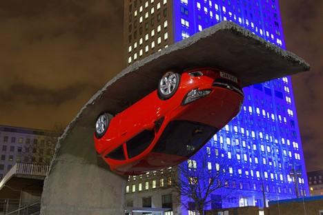 hanging car 6