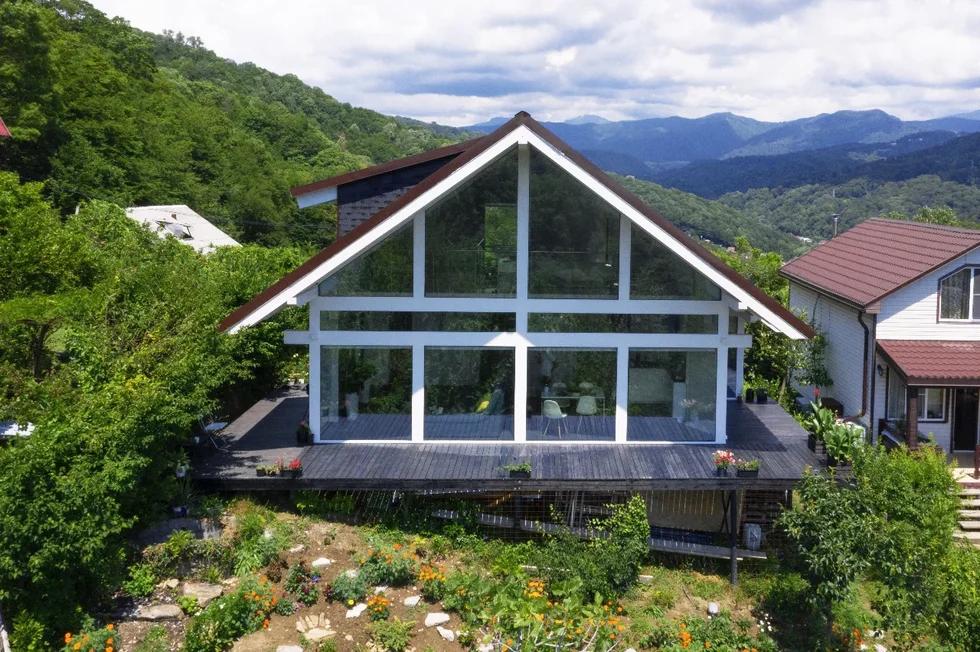 Фахверк Домогацкого: все лучшее из скандинавской технологии строительства каркасных домов