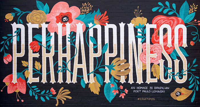Criatipos Perhappines Mural