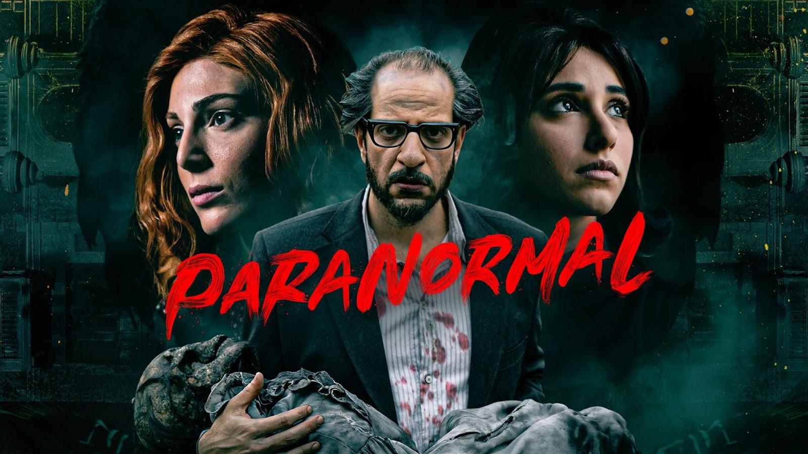 Paranormal Netflix