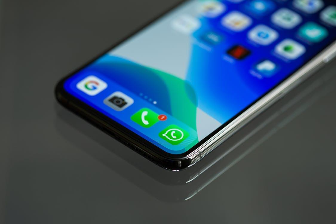 Foto De Close Up De Smartphone