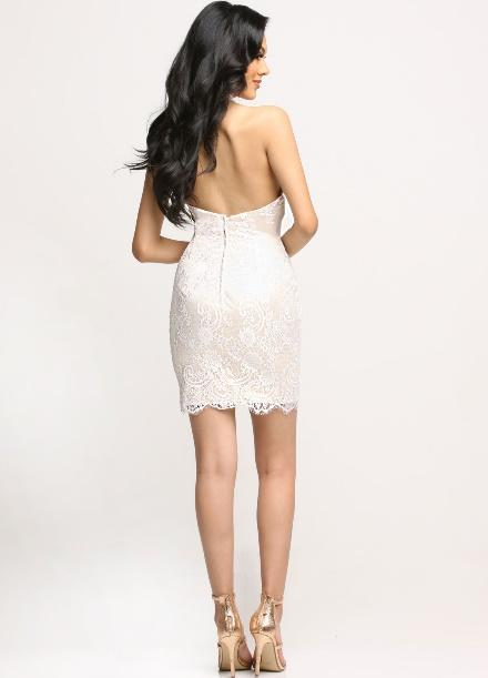 Image showing back view of style #71663