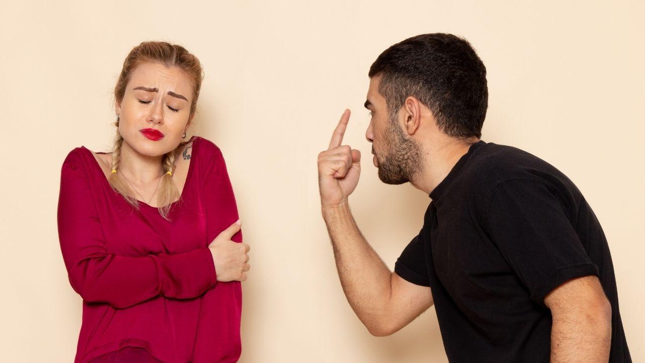 Dispute dans une relation dominant dominé