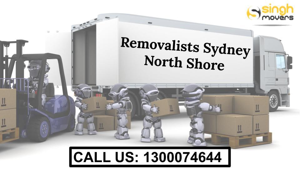 Removalists Sydney North Shore