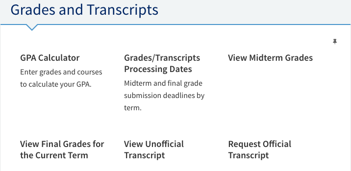 How can i view or order a copy of my transcript flashline kent click on either view unofficial transcript or request official transcript altavistaventures Images
