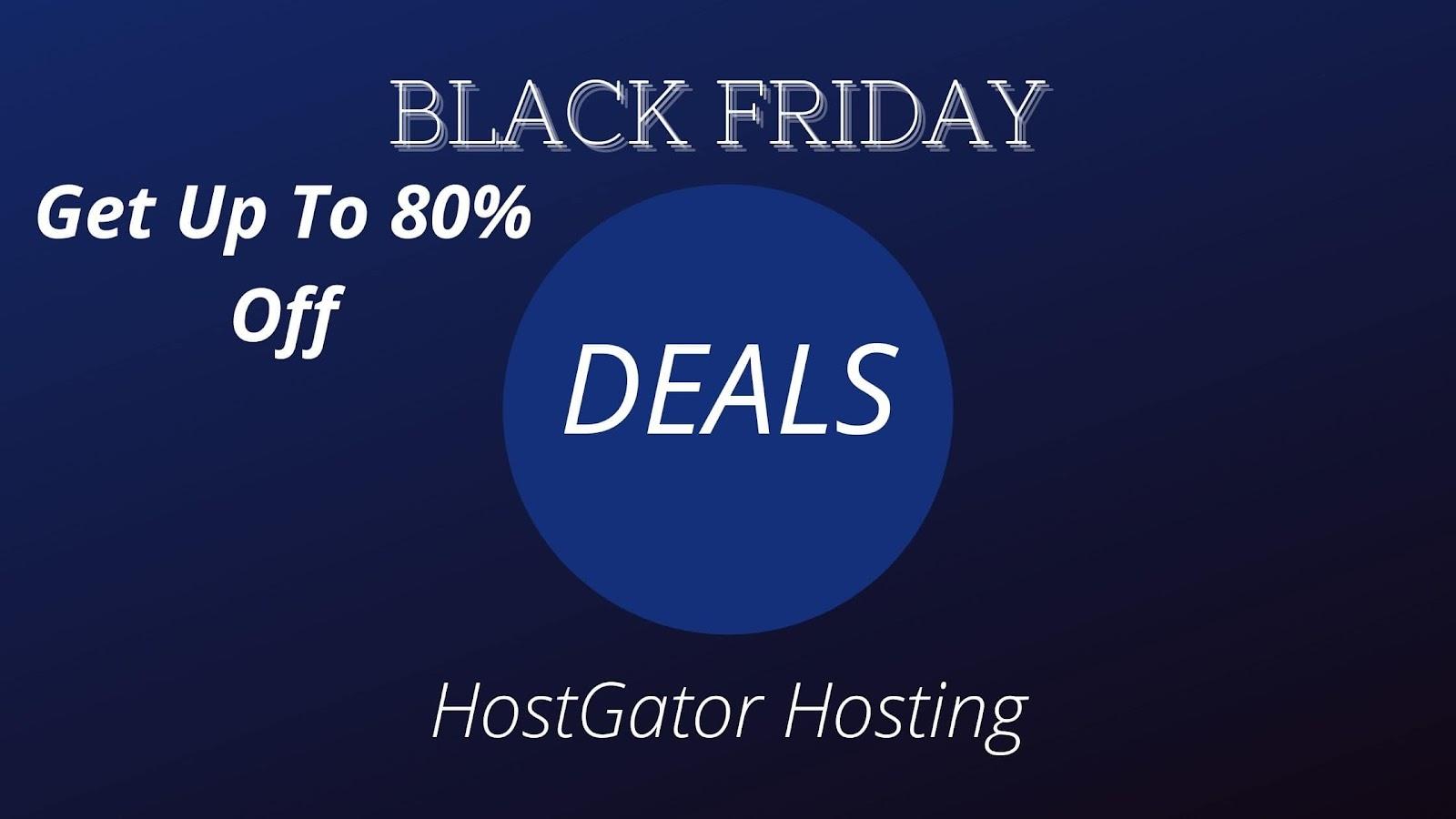 HostGator: Get Up To 80% Off