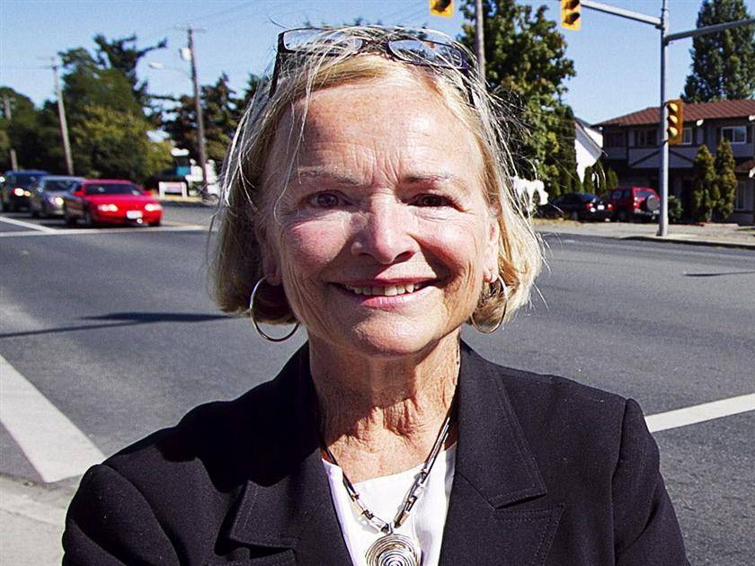 For nine months in 2004, Susan Brice served as minister of state for mental health and addictions in Gordon Campbell's B.C. Liberal government.