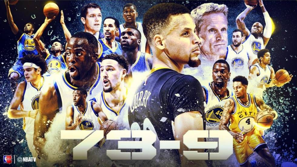 Image result for 73-9 warriors